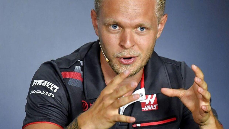 Kevin Magnussen står i en stærk position, ifølge Peter Nygaard.