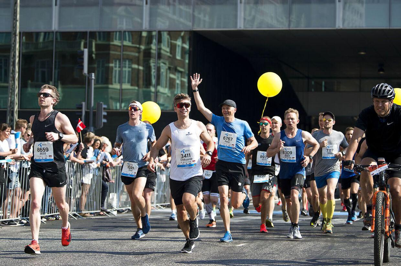 Copenhagen Marathon 2018