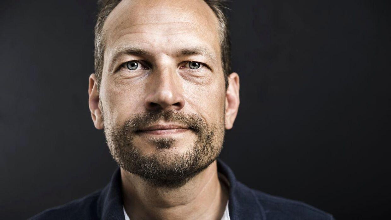 Martin Thorborg, serieiværksætter.