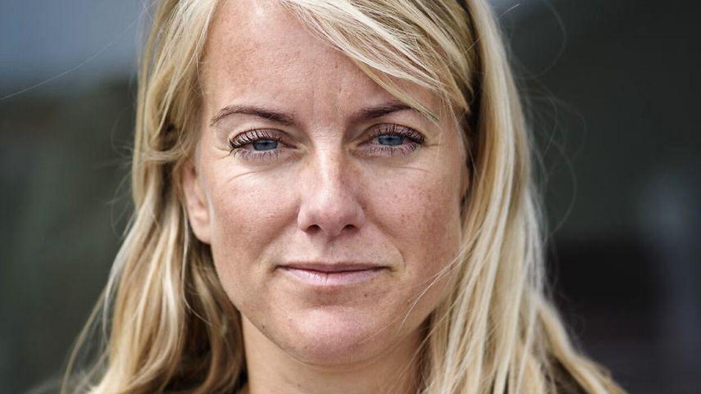 Nye Borgerliges formand Pernille Vermund.