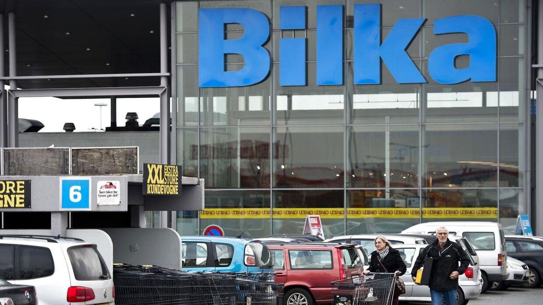 Bilka er et af de supermarkeder, som er under Dansk Supermarked Groups paraply. Nu skifter koncernen navn til Salling Group.