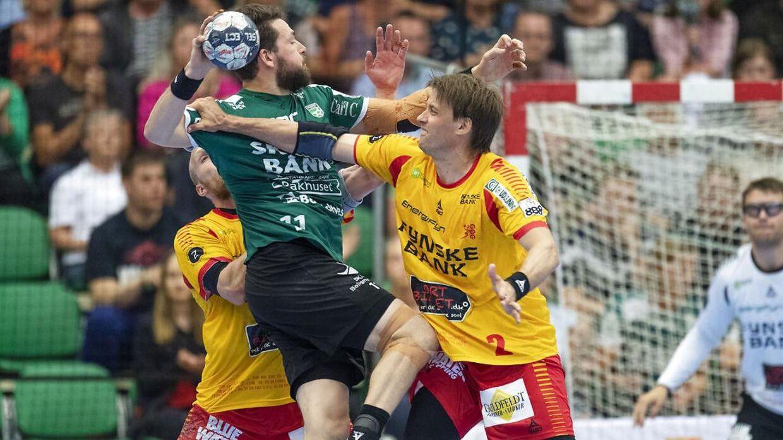 GOG Håndbold missede onsdag DM-finalen, da holdet tabte 30-38 til Skjern Håndbold i den afgørende semifinale.