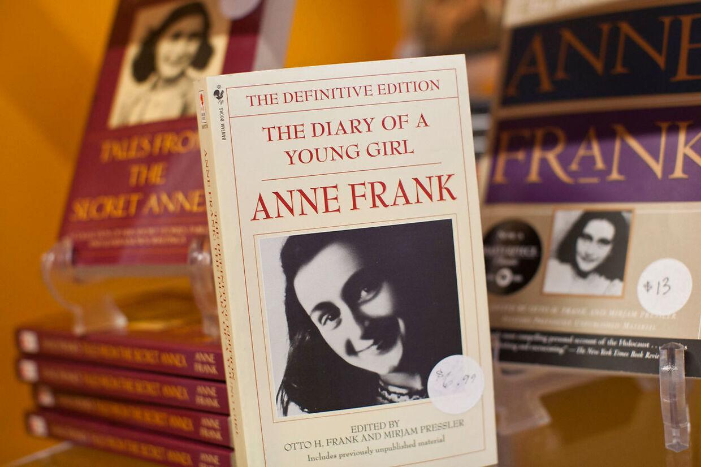 Anne Franks dagbog er oversat til utallige sprog og solgt i millioner af eksemplarer.