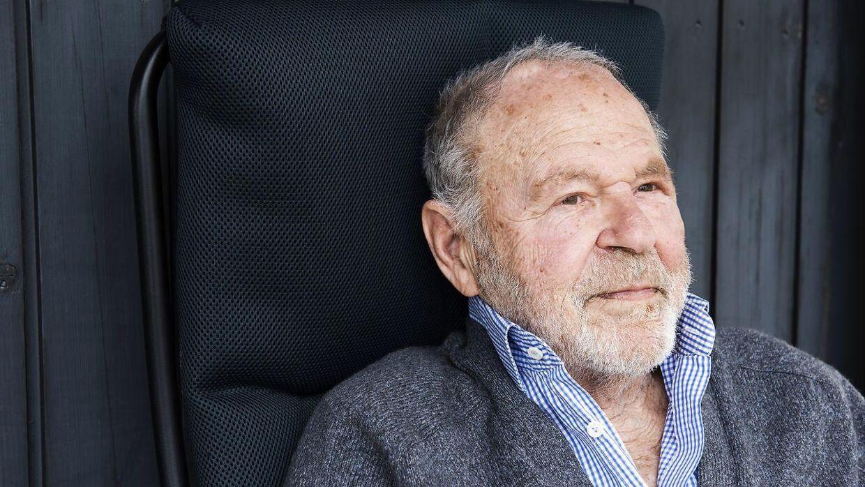 Nils Foss. Stifteren af Foss Electric.