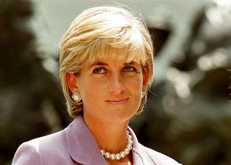 Prinsesse Diana.