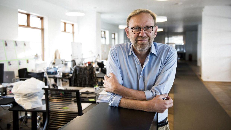 Michael Dyrby, ansvarshavende chefredaktør på BT.