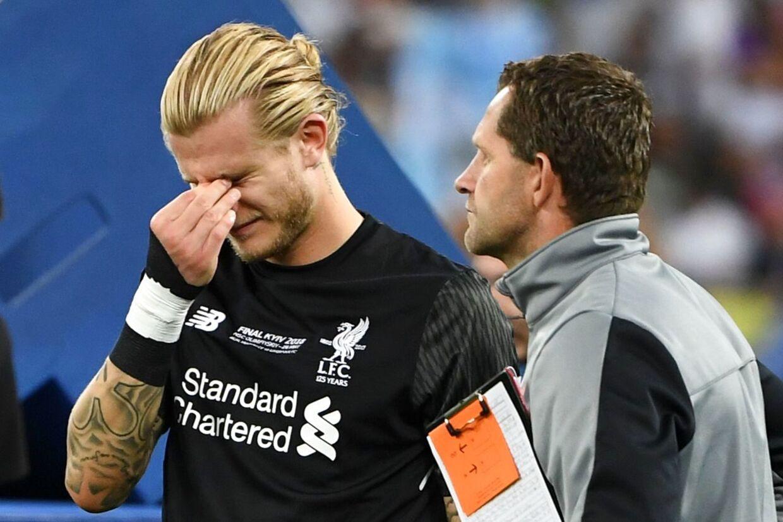 Liverpools tyske målmand var grædefærdig efter slutfløjtet i Kiev.