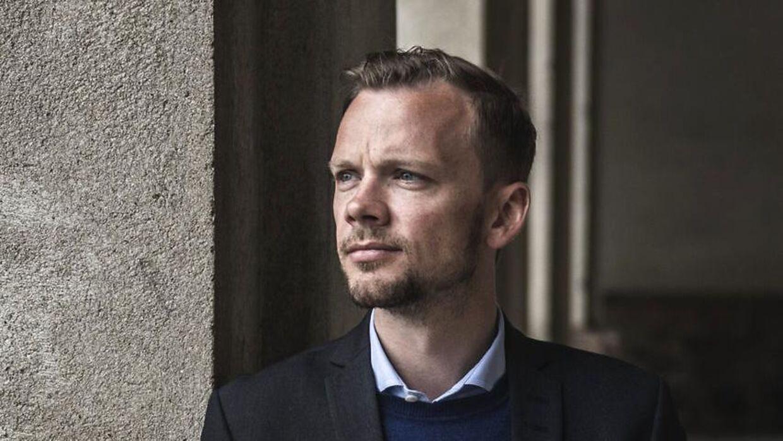 Peter Hummelgaard sidder i Folketinget for Socialdemokratiet, hvor han blandt andet er EU-ordfører.