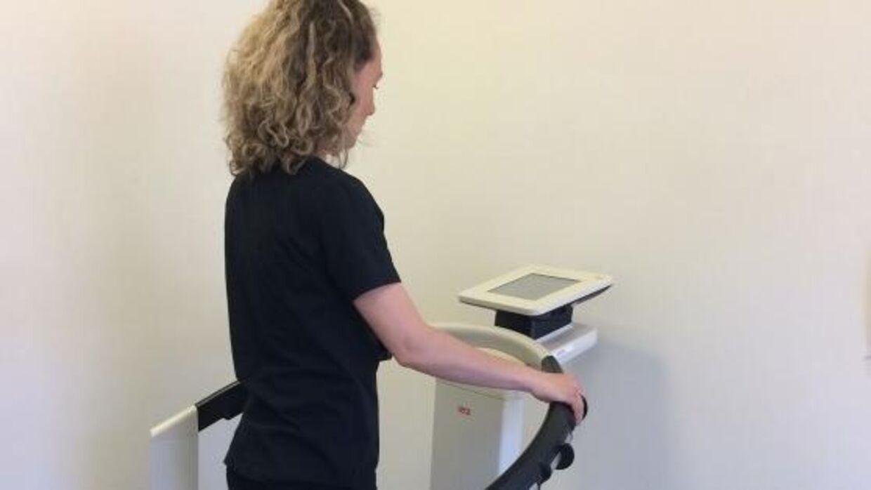 'Kræftens Bekæmpelse har i forbindelse med et forskningsprojekt målt vægt, højde, fedtprocent og muskelmasse på et antal deltagere, der indgår i en stor befolkningsundersøgelse. Projektet nærmer sig sin afslutning, og derfor sælger vi nu vores udstyr,' lyder salgsopslaget på DBA.
