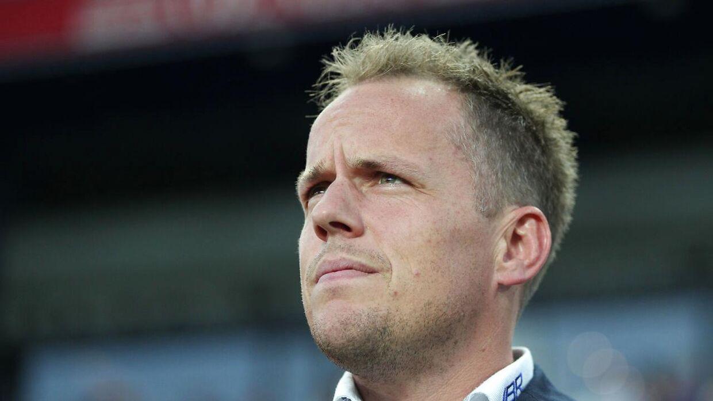 Jakob Michelsen er tidligere cheftræner i Hobro, Skive, Sønderjyske og Hammarby. Nu skal han til OB.
