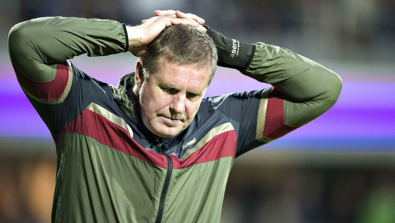 I sidste uge blev Kent Nielsen fyret som cheftræner for OB.