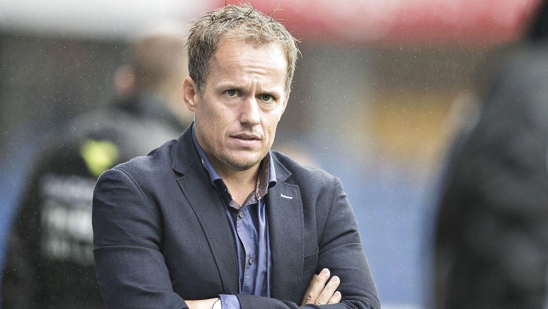 Jakob Michelsen vil ændre spillestilen i OB. Spillet skal gøres mere direkte og aggressivt.