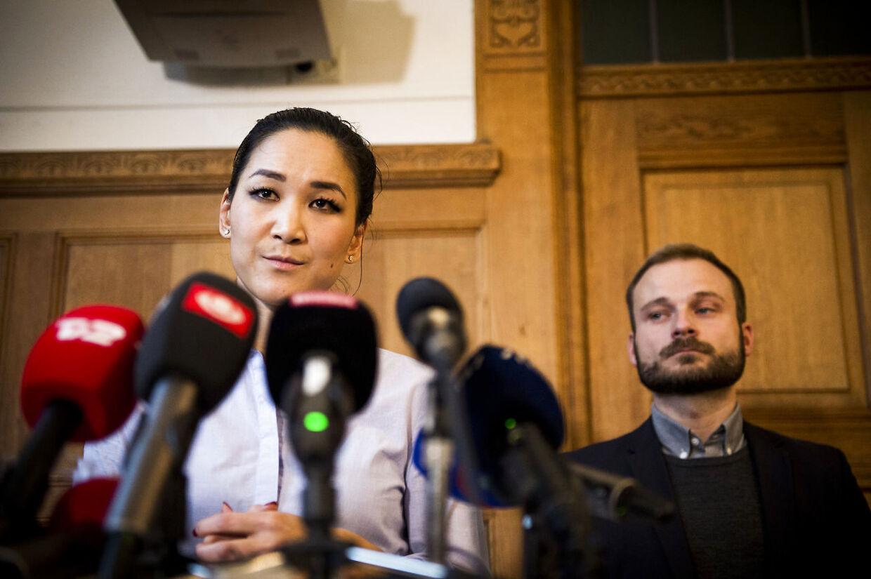 Anna Mee Allerslev meddelte 25. oktober 2017, at hun trækker sig fra politik i København. Det skete samme dag, som BT afslørede, at hun havde bedt en forvaltningschef om at hjælpe sin ven Jan Elving fra Øens Murerfirma med en byggetilladelse til et millionprojekt.