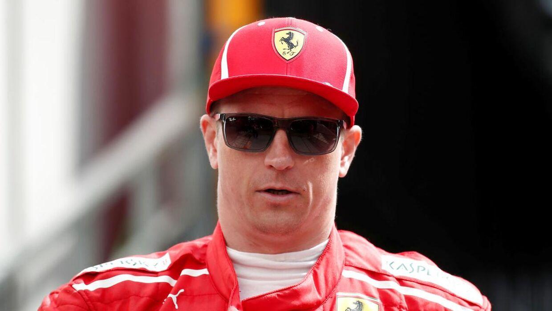 Ferraris Kimi Räikkönen har politianmeldt en canadisk kvinde, som beskylder ham for at have befamlet hende i Montreal for to år siden.