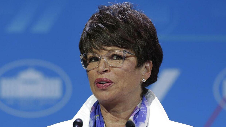 Valerie Jarrett er tidligere rådgiver for præsident Barack Obama.