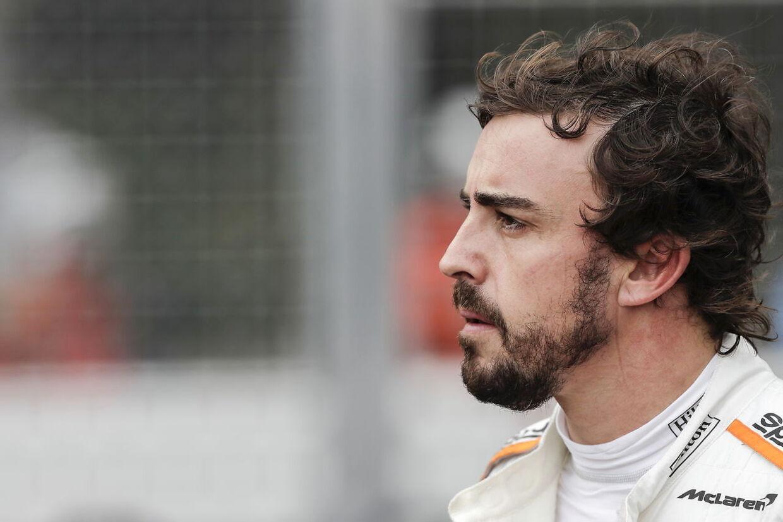 Fernando Alonso har i denne sæson hentet 32 VM-point og ligger nummer syv i den samlede VM-stilling.