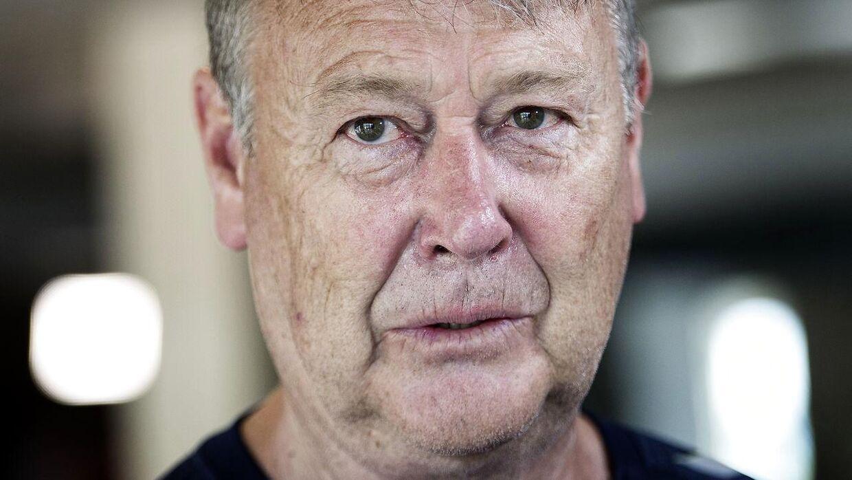Åge Hareide talte på pressemødet efter kampen mod Sverige om situationen med Daniel Wass.