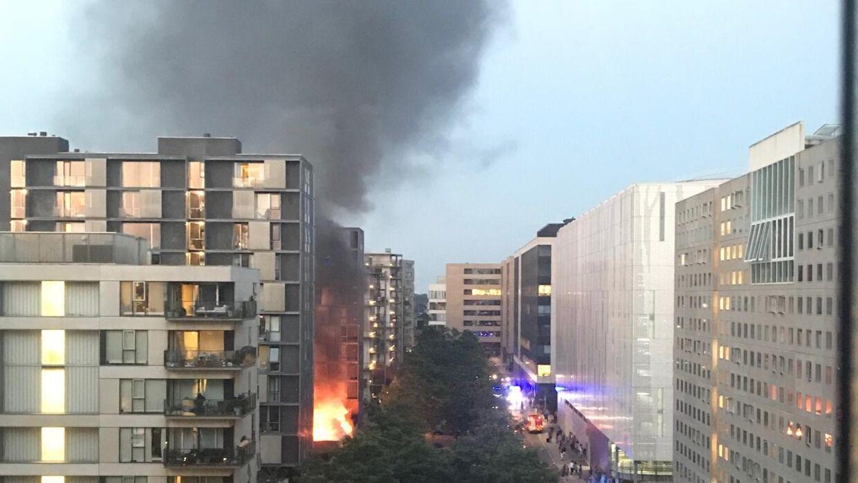 brand i københavn