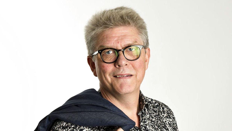 Karsten Hønge, transportordfører SF Foto: Nils Meilvang