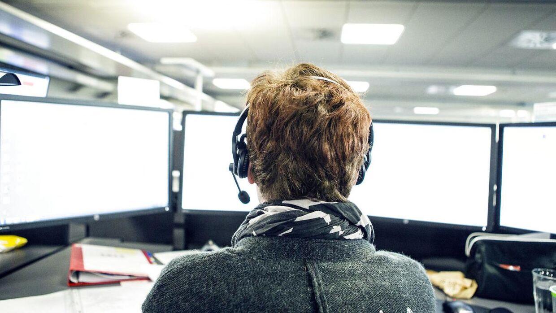 De fleste ringer til akuttelefonen på hverdage mellem kl. 16 til 18 - altså lige efter, at deres praktiserende læge har lukket.