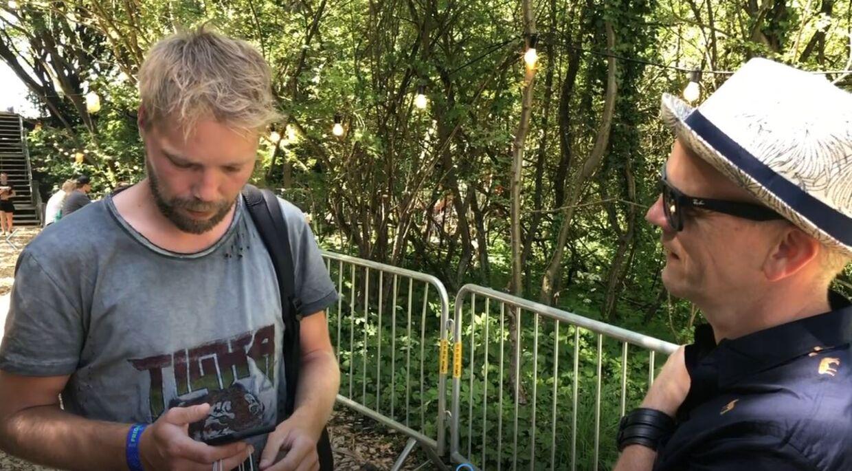 Kasper Hansen, 35 år, Frederiksberg og Stefan Mortensen, 42 år, Odense.