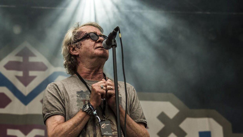 C.V. Jørgensen på Blue Stage på Northside lørdag den 9. juni 2018.