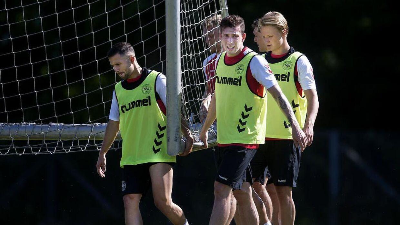 Riza Durmisi vil vise, at han er Danmarks bedste venstre back.
