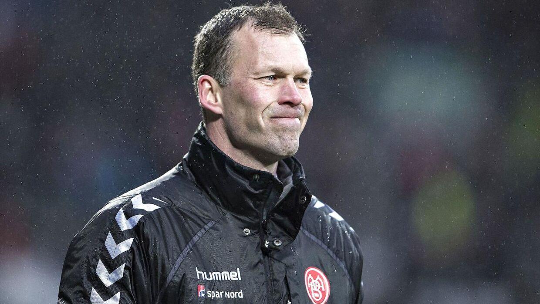 Aabs træner Morten Wieghorst var cheftræner i FC Nordsjælland fra 2006 til 2011.