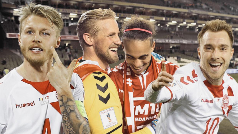 Tag testen og se, hvilken af de danske VM-stjerner du minder mest om.