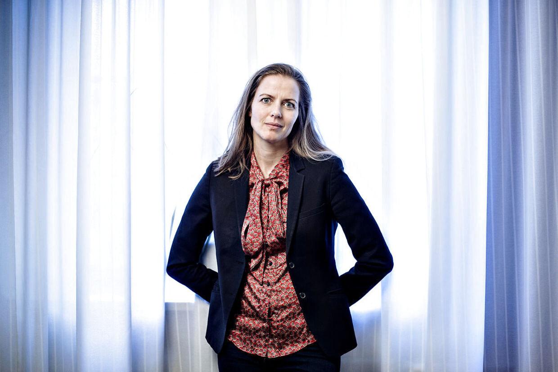 Sundhedsminister Ellen Trane Nørby