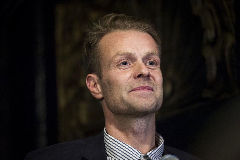 Kultur- og fritidsborgmester i Københavns Kommune Niko Grünfeld henviser indbyggerne i København til blandt andet at se VM-kampene i Tivoli eller Hafnia-Hallen. Arkivfoto