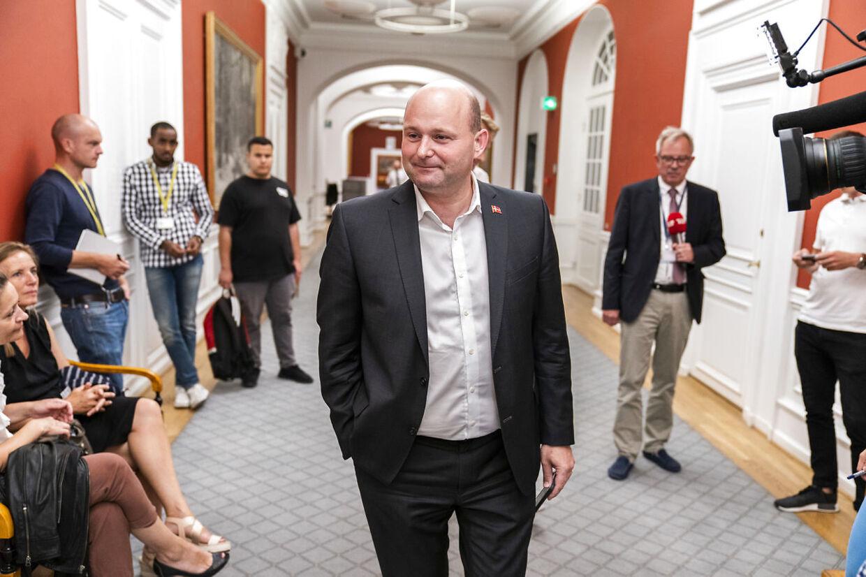 Søren Pape Poulsen.