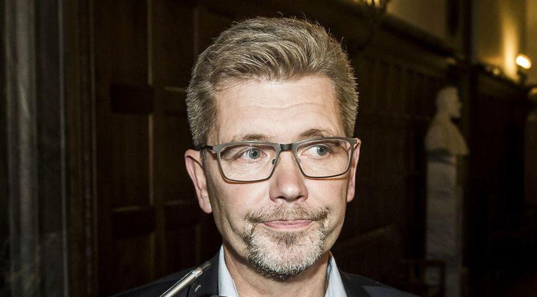 Overborgmester Frank Jensen (S) mente, at praksissen med gratis lokale-lån 'var inden for skiven'. Det mener Ankestyrelsen ikke.