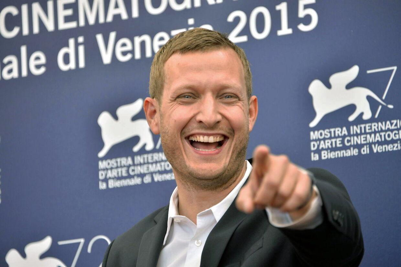 Den danske filminstruktør Tobias Lindholm.