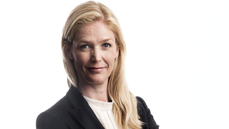 Line Ernlund, nuværende pressechef for Liberal Alliance.