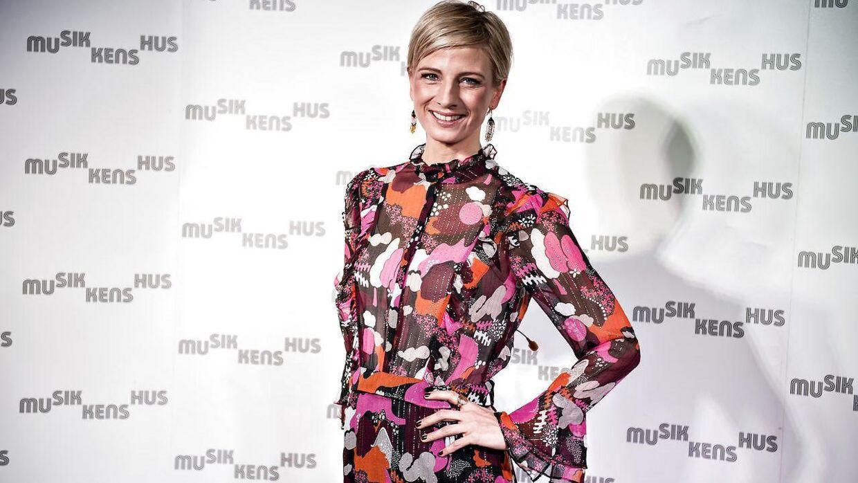 (ARKIV) Louise Wolff skifter igen job. Nu skal hun tilbage til TV 2 som vært på 'Go' Morgen Danmark'. Hun starter den 1. august. (Foto: Henning Bagger/Ritzau Scanpix)