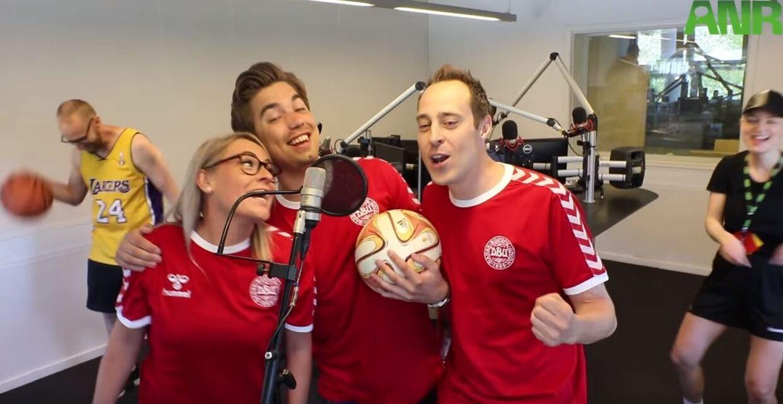 Radio ANR - 'VM i Rusland'.