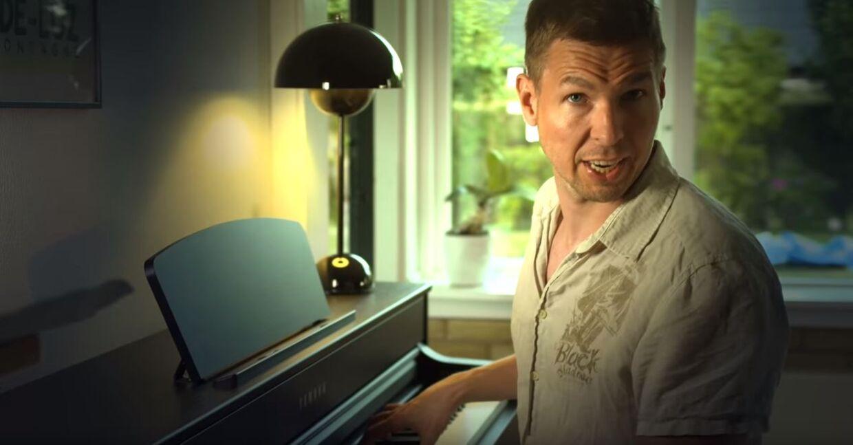 Dan Andersen - Baby der skal scores østpå