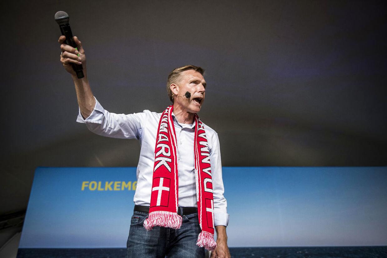 Dansk Forkepartis formand, Kristian Thulesen Dahl.