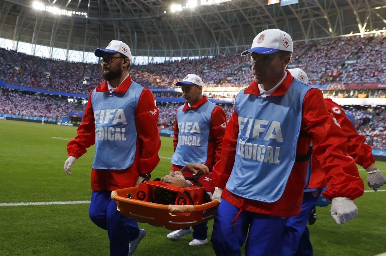 Trist Kvist sendte billede til VM-holdet: 'Jeg bliver også ked af det'