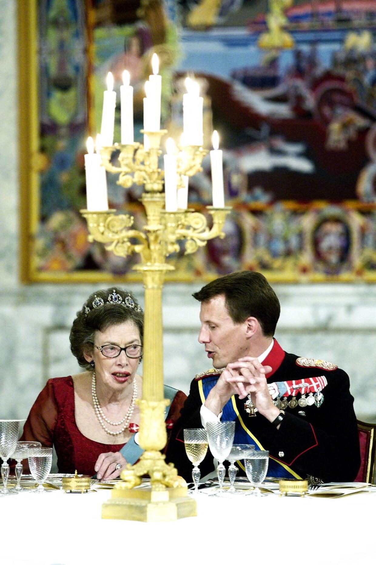 ARKIVFOTO af prinsesse Elisabeth og prins Joachim fra 2007.
