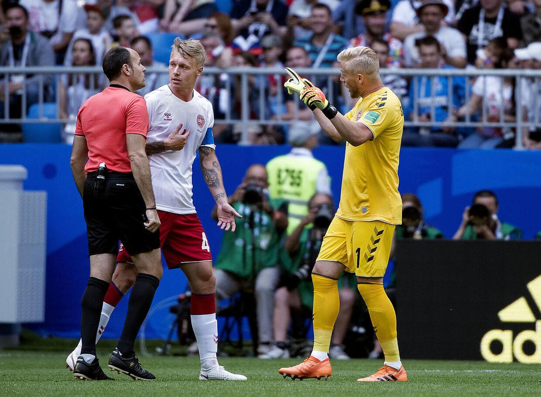 De danske VM-drenge står godt resultatmæssigt. Men præstationerne i de to første VM-kampe lader en del tilbage at ønske.