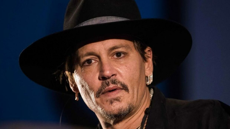 Johnny Depp åbner op i et nyt interview med mediet Rolling Stone. / AFP PHOTO / OLI SCARFF