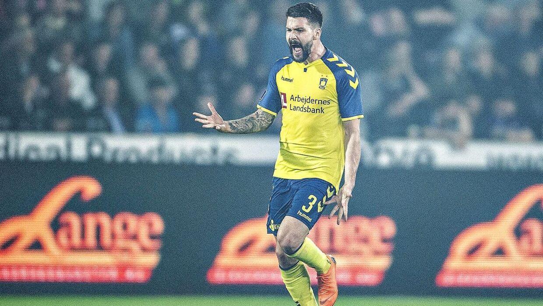Brøndby har sikret sig Anthony Jung på en permanent aftale.