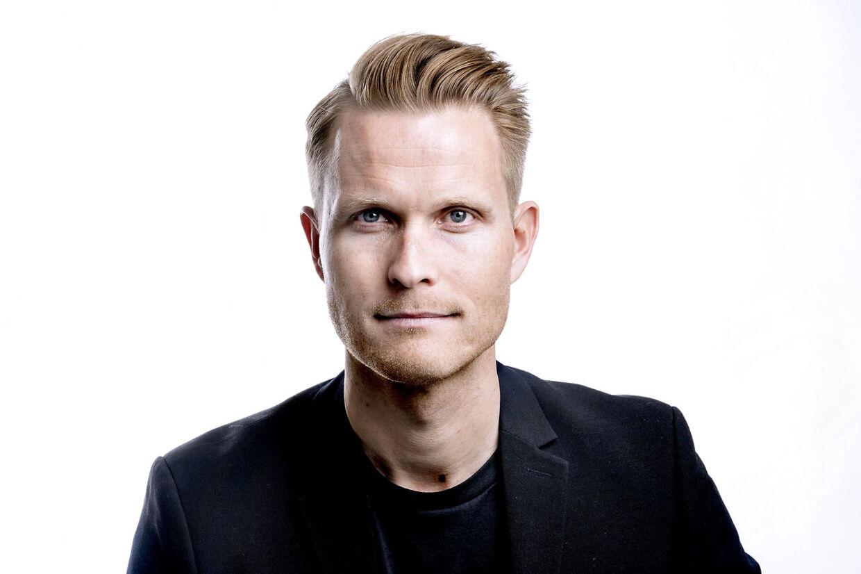 Søren Klæstrup, sportschef på B.T.