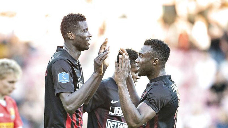 Bubacarr Sanneh er en stor prioritet for Anderlecht i Belgien.