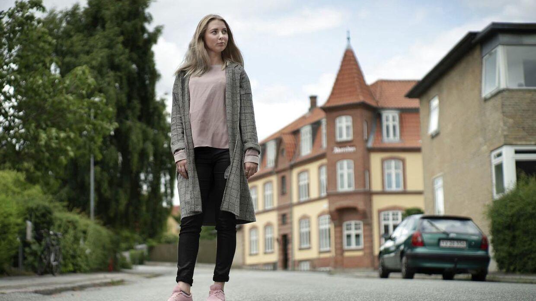 Emilie Riddersholm er 19 år gammel. For et års tid siden var Emilie udsat for en voldtægt.