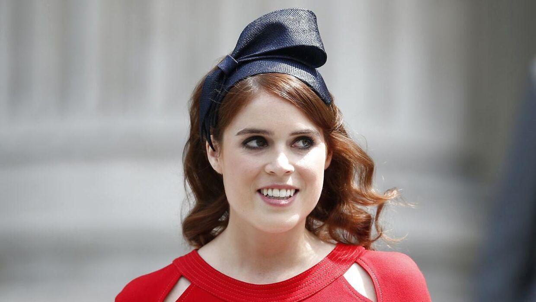 Den britiske prinsesse Eugenie lider af en alvorlig sygdom.