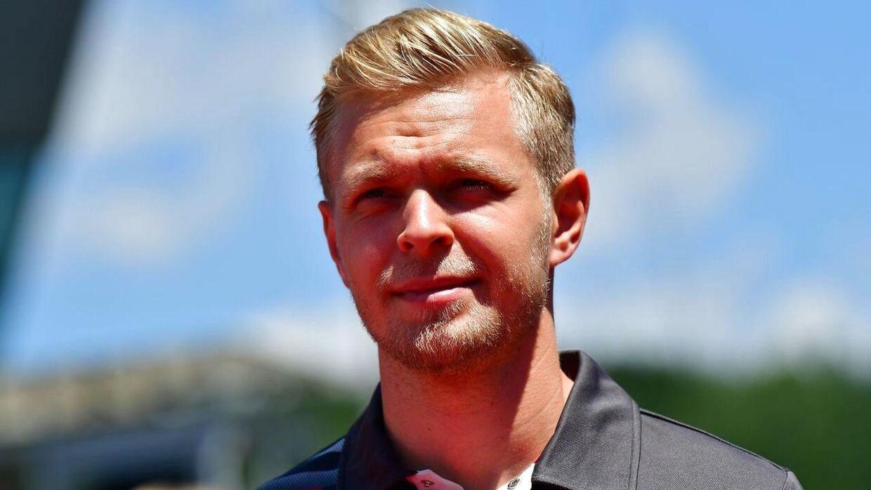 Kevin Magnussen kørte godt men måtte dog se sig slået af Romain Grosjean i Østrig.