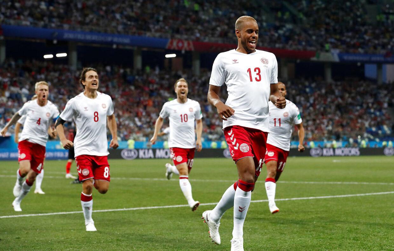 Det danske landshold kan komme til at se rigtig interessant ud frem mod EM om to år, mener B.T.s fodboldkommentator.